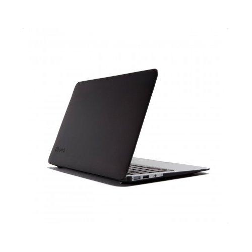 Speck MacBook Air 11型 See Thru Satin - Black SPK-MBA11-SEESAT-BLK