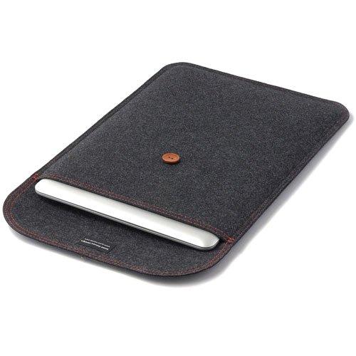 ハンドメイドフェルトケース MacBook Air11インチ用 ブラック