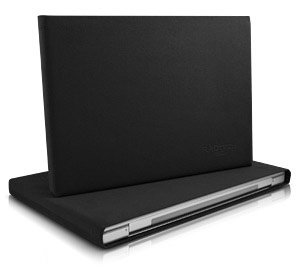 Sleevz for MacBook Air 11インチ(Mid 2011/Late 2010)(Black)(13-467)