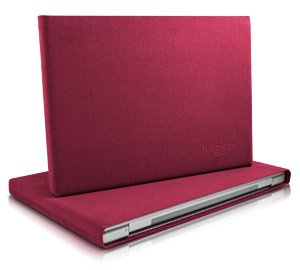 Sleevz for MacBook Air 11インチ(Mid 2011/Late 2010)(Fuchsia)(13-463)