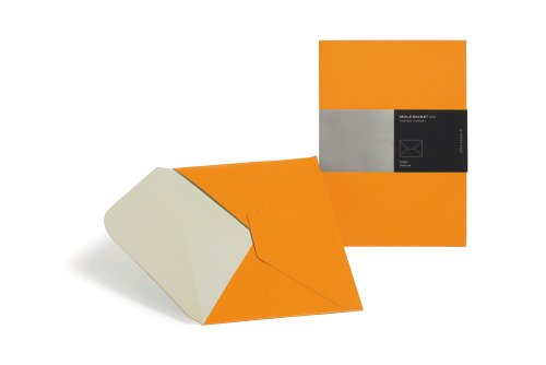 Moleskine Folio Professional Folder Orange A4 Envelope (Moleskine Legendary Notebooks)