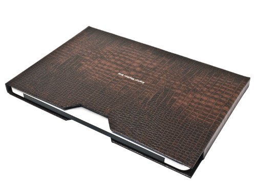 AIRTEGO11 Crocodile Brown for MacBook Air 11""