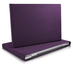 Sleevz for MacBook Air 11インチ(Mid 2011/Late 2010)(Grape)(13-466)